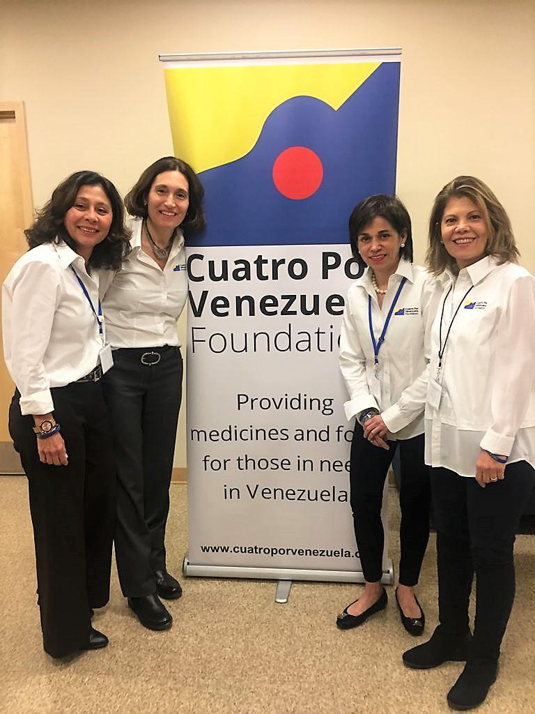 Cuatro-Por-Venezuela-Foundation-Founders